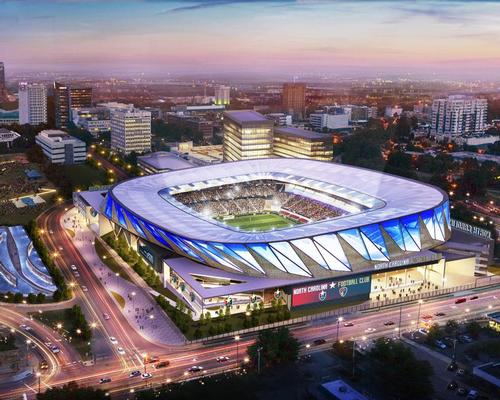 Gensler wins another MLS project with North Carolina