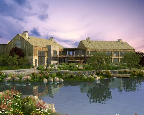 Utah's Victory Ranch resort reveals plans for luxury day spa