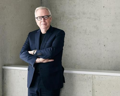 Chipperfield argued that it's crucial for public spaces to be well designed 'because they represent the things that connect us' / Alex de Brabant for The Talks