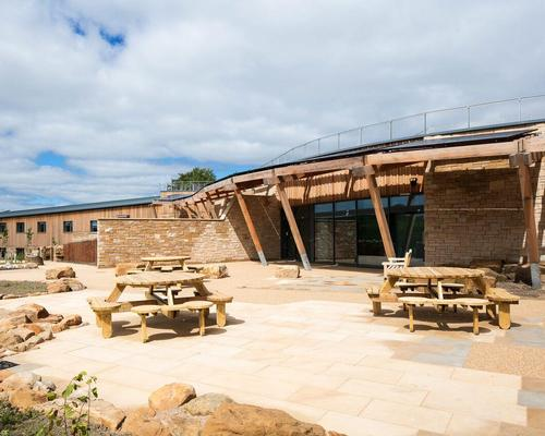 Redeveloped £14.8m Hadrian's Wall visitor centre opens this weekend
