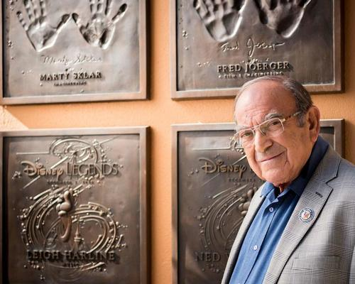 Marty Sklar's legendary Disney career spanned more than five decades / Disney