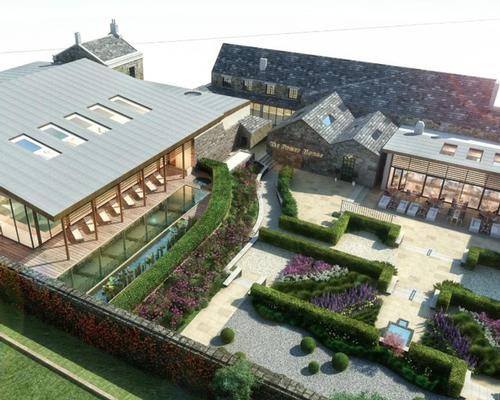 Swinton Estate opens £8m luxury spa