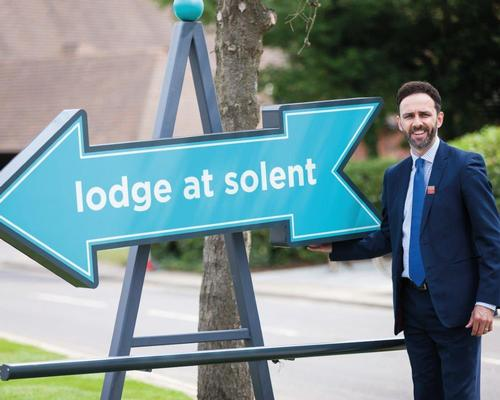 Solent Hotel and Spa general manager Steve Woodrow