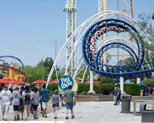 Record quarter for Cedar Fair as operator targets US$500m earnings record