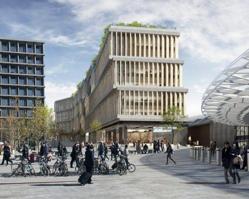 Is Google's leisure-filled £1bn London HQ set for approval?