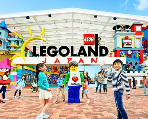 Merlin attributed success at its Lego parks to the launch of Legoland Japan, a strong Easter period and new accommodation at its parks in Billund and Florida