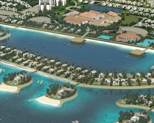 The 411 hectare resort will be developed in seven phases along 4km of Indian Ocean coastline / Zanzibar Amber Resort