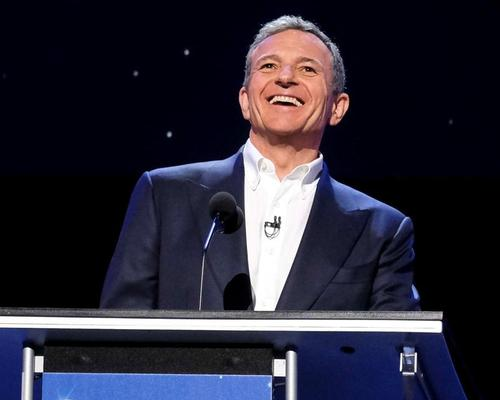 Bob Iger and Disney are looking at China as a key area for significant expansion