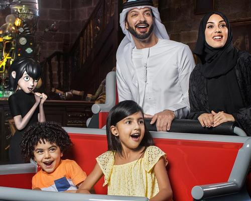 Motiongate Dubai is one of three theme parks included in Dubai Parks and Resorts, owned by DXB Entertainments