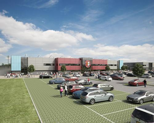 The sports development will cost £12m