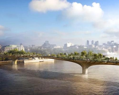 London's Garden Bridge project formally scrapped