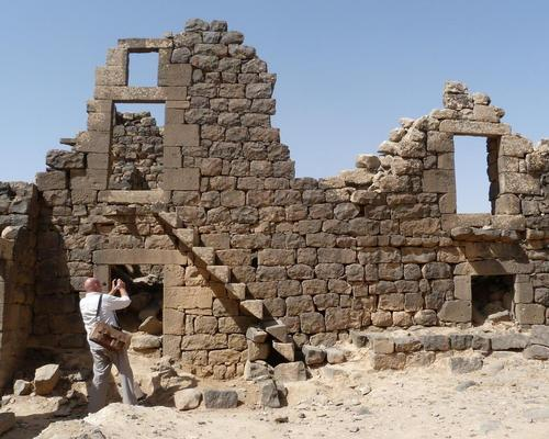 World Monuments Fund training Syrian refugees to restore lost heritage