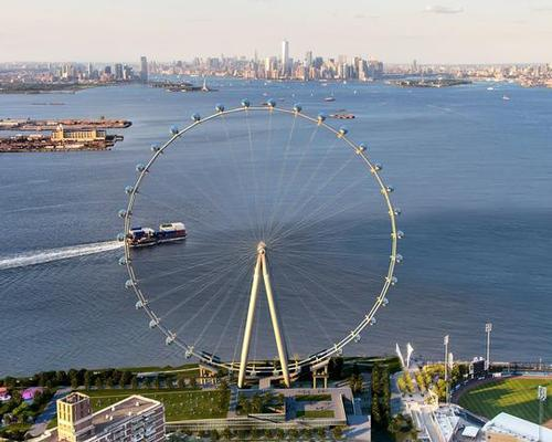 The project was then put completely on hold last month after developer NY Wheel ended its working arrangement with contractor Mammoet-Starneth