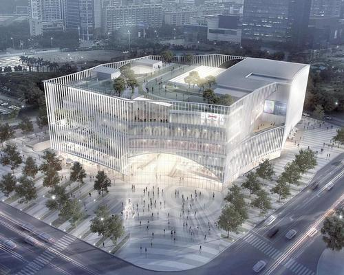 Atelier Global triumph in design competition for Shenzhen's vast cultural 'Book City'