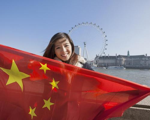 China of 'increasing importance' to UK tourism market