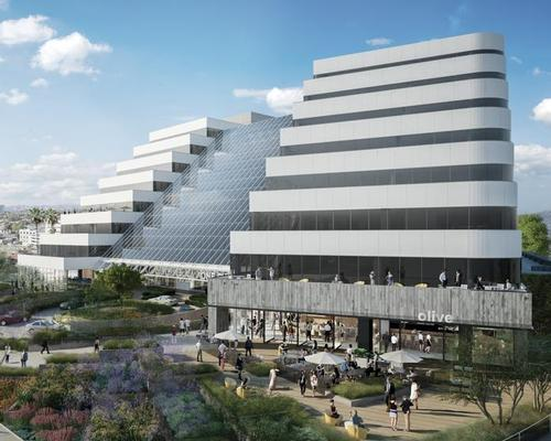 Equinox first tenant announced for redeveloped Culver City icon