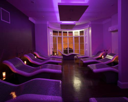 The spa has seen upgrades to its relaxation areas
