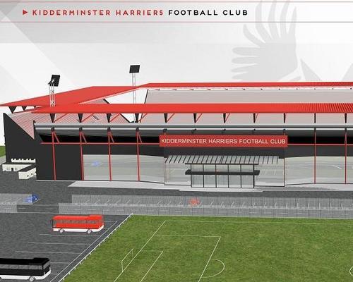 Kidderminster Harriers plan community-led stadium development