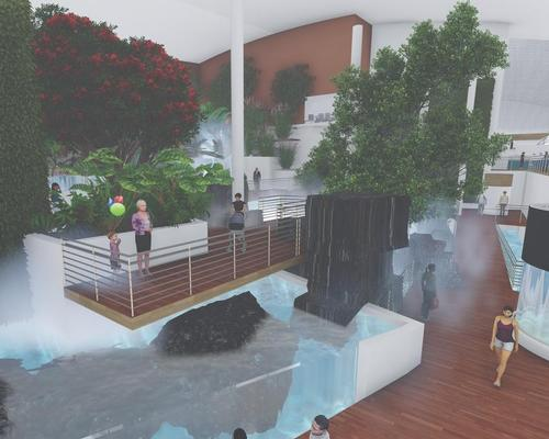 The redeveloped centre will reopen in 2021 / Napier National Aquarium