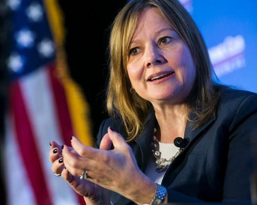 General Motors chair Mary Barra elected to Disney Board
