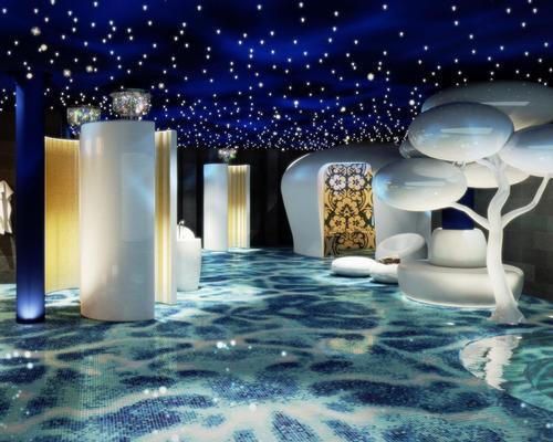 Iberostar opens Marcel Wanders-designed spa hotel