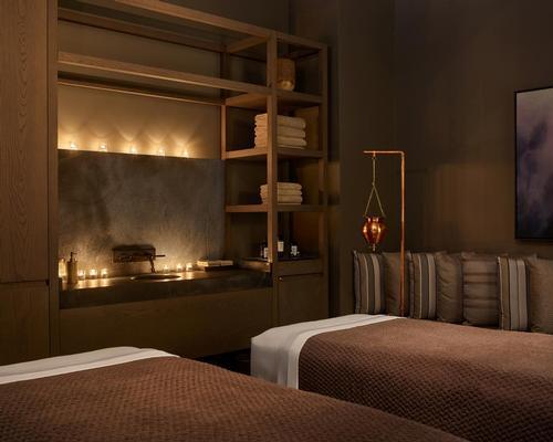 Aromatherapy-focused Atrio Spa opens at Napa Valley's Las Alcobas resort