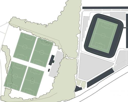 The club is working with architects Leadingham Jameson Rogers and Hynd on the project
