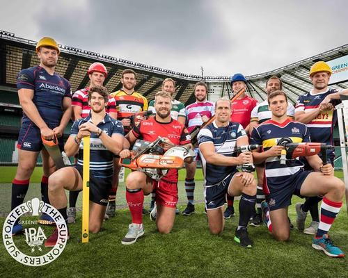 Championship rugby clubs launch grassroots initiative