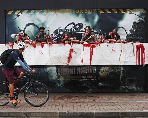 Walking Dead to invade Thorpe Park as operator confirms IP for popular Fright Nights
