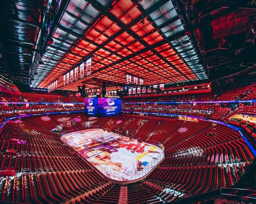 Detroit's Little Caesars Arena prepares for grand opening
