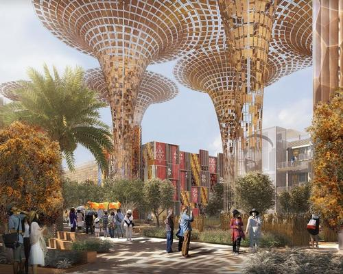 Expo 2020 will feature three themed districts. Legacy plans are soon to be announced / Expo 2020