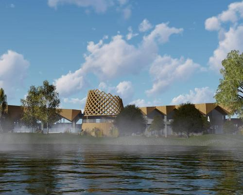 Due to open in late 2019, the Wai Ariki Hot Springs and Spa will be set on Rotorua's lakefront and is being developed by Pukeroa Oruawhata Group