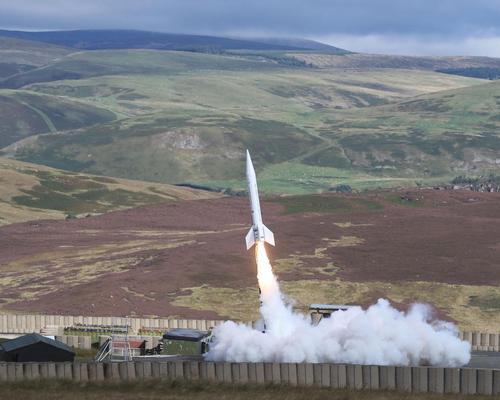 Britain joins tourism space race with successful Northumberland rocket launch