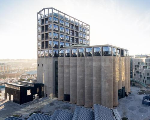 The R500 million (£30 million) Zeitz MOCAA project has been created in a partnership between the Victoria & Albert Waterfront and Jochen Zeitz / Iwan Baan