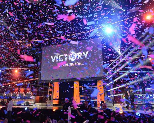 Architects are conceiving new venues to host increasinly popular eSports events / Blizzard Entertainment