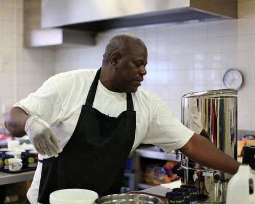 Run by a professionally trained chef, the training courses give people the chance to learn new skills, build up confidence and gain qualifications