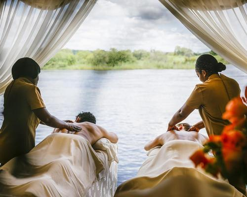 Anantara launches river spa experience at historic Zambian hotel