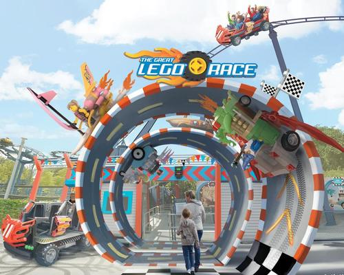 Legoland bringing VR coaster racing experience to Florida, Malaysia and Germany parks
