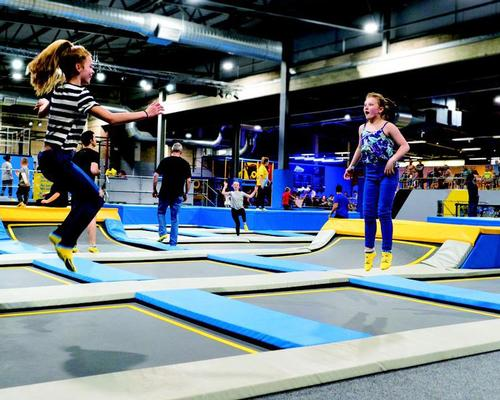 Oxygen Freejumping to open trampoline park at The O2