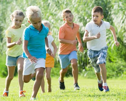 Physical activity outside of school vital for child health