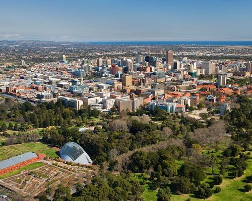 The project, called the Adelaide Contemporary, will form a new public and cultural space in the city / David Wall