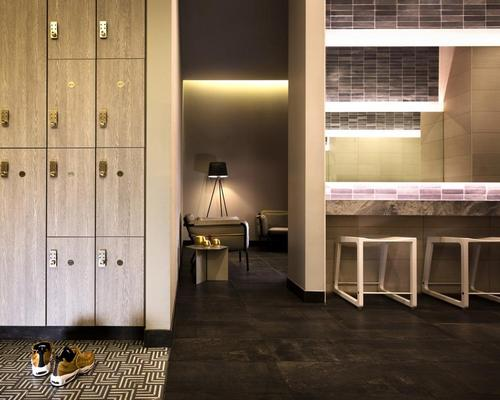 Film production backlot inspires Equinox Century City club design