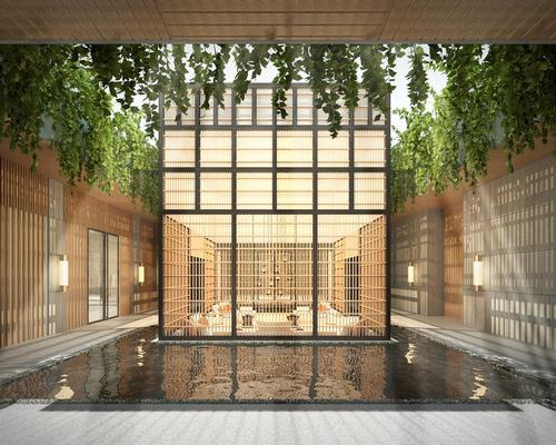 Adria Lake creates '21st century spa' for Radisson Blu's first Bali location