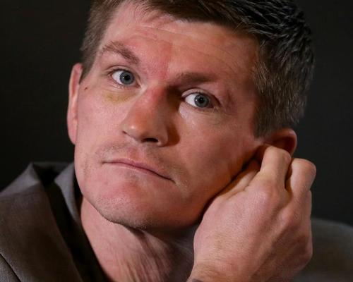Ricky Hatton's training academy gains Active IQ recognition