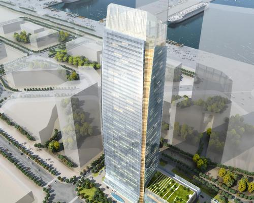 Four Seasons hotel to open in Chinese port city