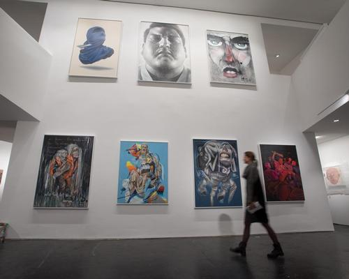 New Berlin gallery lauds graffiti and urban art