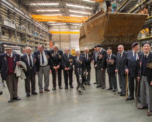 The Landing Craft Tank will undergo extensive conservation work as it is restored to its former glory