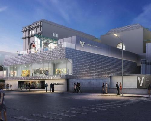 Los Angeles-based architecture firm wHY are behind the plans / wHY/Asian Art Museum