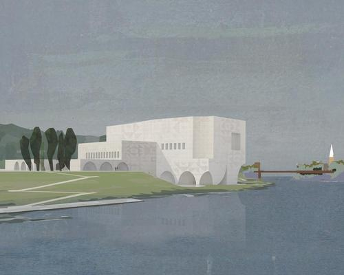 Finalists announced in design competition for 'world class' Lithuania concert centre