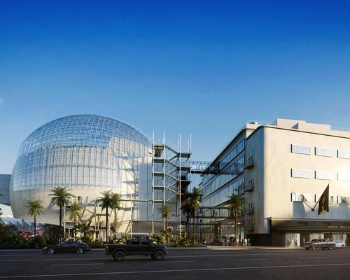 Haim Saban donates US$50m as Academy Museum of Motion Pictures unveils new plans